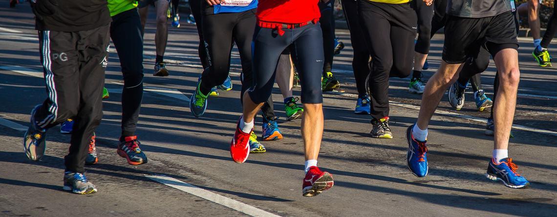 A vueltas con el running