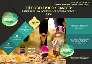 Ejercicio físico y cancer