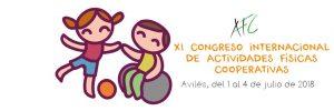 Abierto el plazo de inscripción al XI Congreso Internacional de Actividades Físicas Cooperativas 2018