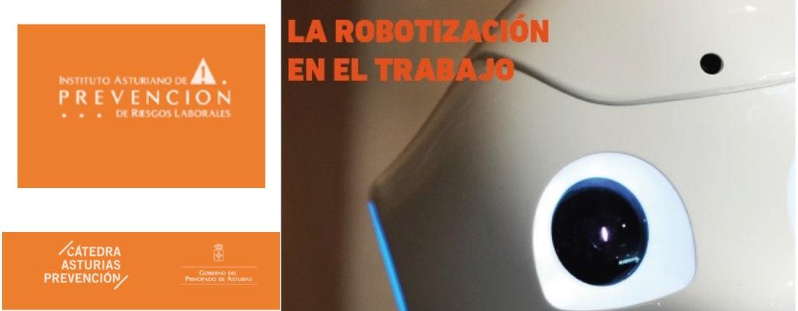 """Jornada """"La robotización en el trabajo"""""""