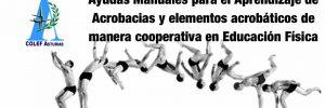 Curso: Ayudas Manuales para el Aprendizaje de Acrobacias y elementos acrobáticos de manera cooperativa en Educación Física