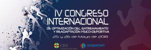 IV Congreso de Optimización del Entrenamiento y Readaptación Físico-Deportiva