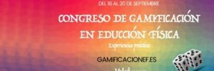 Congreso virtual gamificación en Educación Física 2018