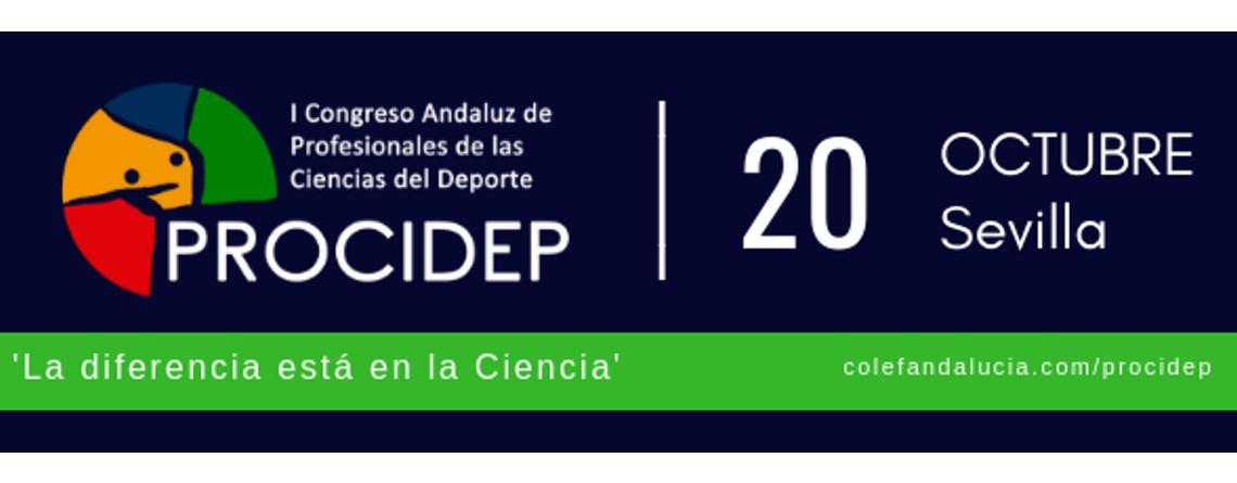 I Congreso Andaluz de profesionales de las Ciencias del Deporte