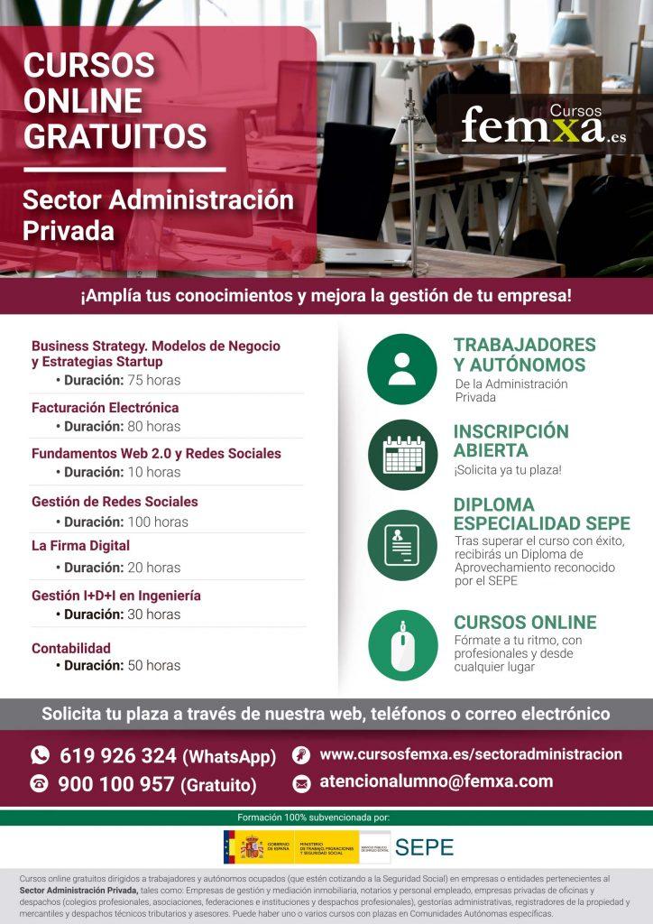 cartel cursos online