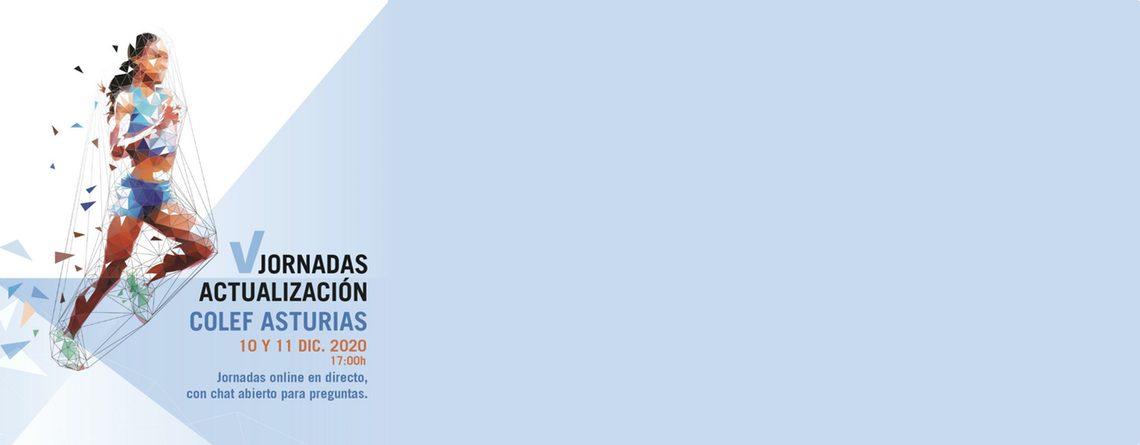 V Jornadas de actualización COLEF Asturias