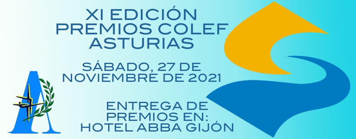 Premios COLEF Asturias 2021